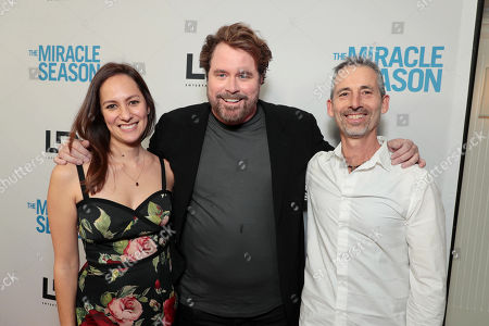 Editorial picture of LD Entertainment Special film Screening of 'The Miracle Season' at The London West Hollywood, Los Angeles, CA, USA - 27 Mar 2018