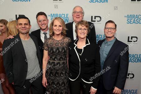 Pete Shilaimon, Producer, Scott Holroyd, Producer, Helen Hunt, Ernie Found, Kathy Bresnahan, Author, Mickey Liddell, Producer,