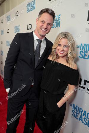 Scott Holroyd, Producer, Allison Munn