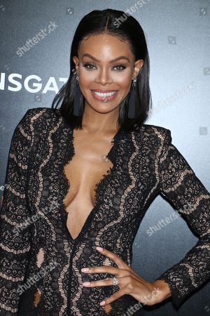 Stock Image of Crystle Stewart