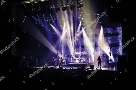 Editorial image of Dream Theater Live At The Hammersmith Apollo, London