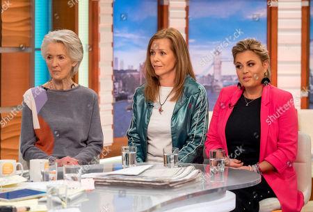 Joanna Trollope, Adele Parks and Nadia Essex