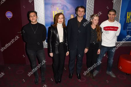 Editorial picture of 'Madame Hyde' film premiere, Paris, France - 20 Mar 2018