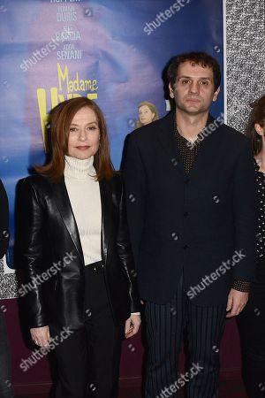 Editorial image of 'Madame Hyde' film premiere, Paris, France - 20 Mar 2018