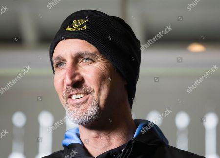 Sussex CCC head coach Jason Gillespie