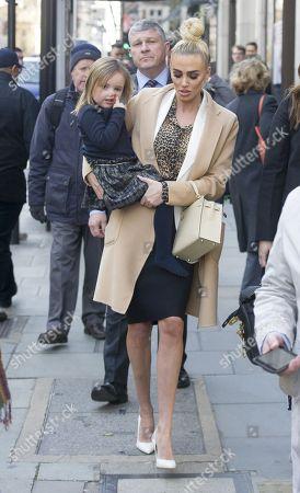 Petra Stunt and Sophia Ecclestone-Rutland