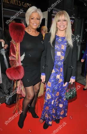 Stock Picture of Lisa Voice and Jo Wood