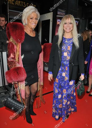 Stock Photo of Lisa Voice and Jo Wood