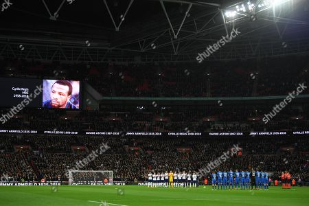 Editorial image of England v Italy, International friendly football match, Wembley Stadium, London, UK - 27 Mar 2018