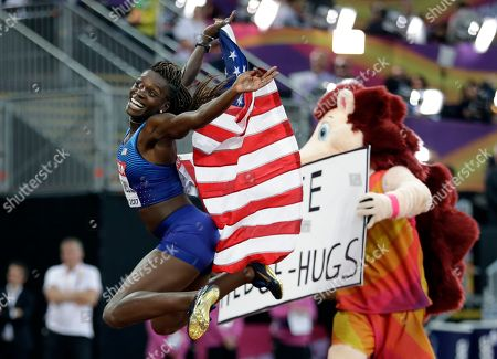 Editorial photo of Britain Athletics Worlds, London, United Kingdom - 12 Aug 2017