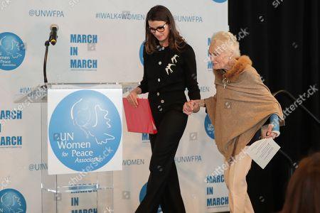 Stock Photo of Eve Branson