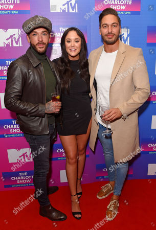 The Charlotte Show - Peter Wicks, Charlotte Crosby and Mario Falcone
