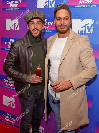 The Charlotte Show - Peter Wicks and Mario Falcone