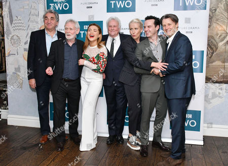 Jim Carter, Karl Johnson, Florence Pugh, Richard Eyre, Emma Thompson, Andrew Scott, Anthony Calf