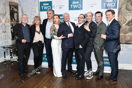 Karl Johnson, Sonia Friedman, Jim Carter, Florence Pugh, Richard Eyre, Sir Colin Callender, Emma Thompson, Andrew Scott, Anthony Calf