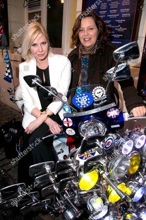 Felicity Dean and Greta Scacchi