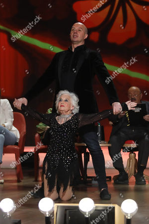 Editorial image of 'Maurizio Costanzo Show', Rome, Italy - 28 Mar 2018