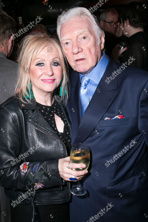Carol Harrison (Author/Kay Marriott) and Alan Ford