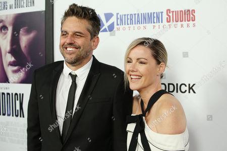 Editorial image of 'Chappaquiddick' film premiere, Arrivals, Los Angeles, USA - 28 Mar 2018