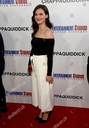 """Editorial picture of Premiere of """"Chappaquiddick"""", Beverly Hills, USA - 28 Mar 2018"""