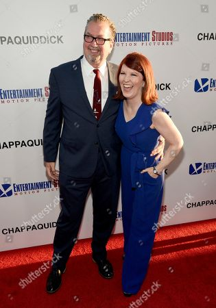 Chris Haston, Kate Flannery