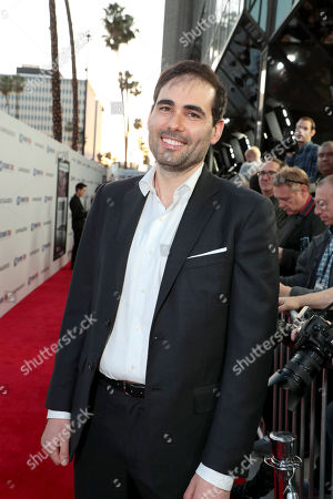 Editorial photo of Entertainment Studios Motion Pictures Los Angeles film Premiere of 'Chappaquiddick' at the Samuel Goldwyn Theater, Beverly Hills, Los Angeles, CA, USA - 28 Mar 2018