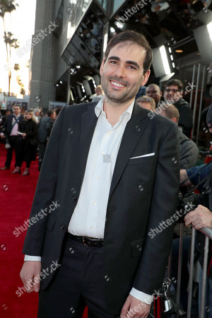 Editorial image of Entertainment Studios Motion Pictures Los Angeles film Premiere of 'Chappaquiddick' at the Samuel Goldwyn Theater, Beverly Hills, Los Angeles, CA, USA - 28 Mar 2018