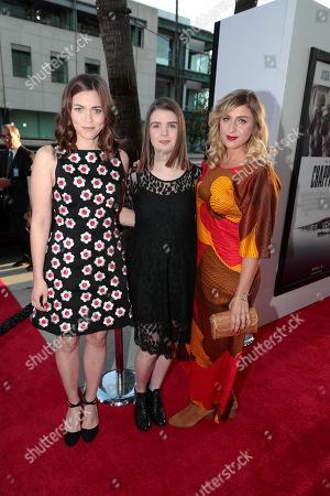 Stock Photo of Katie Henoch, Gillian Gordon, Lexie Roth