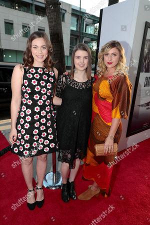 Katie Henoch, Gillian Gordon, Lexie Roth