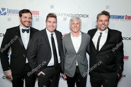 Taylor Allen, Writer/Producer, Andrew Logan, Writer/Executive Producer, John Curran, Director, Chris Cowles, Producer,