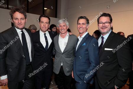 Jason Clarke, Ed Helms, John Curran, Director, Mark Ciardi, Producer, Campbell G. McInnes, Producer,