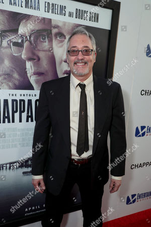 Editorial picture of Entertainment Studios Motion Pictures Los Angeles film Premiere of 'Chappaquiddick' at the Samuel Goldwyn Theater, Beverly Hills, Los Angeles, CA, USA - 28 Mar 2018