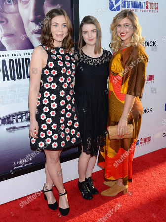 Editorial picture of 'Chappaquiddick' film premiere, Arrivals, Los Angeles, USA - 28 Mar 2018