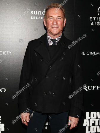 """Hal Rubenstein attends a special screening of """"Love After Love"""" at the Roxy Cinema Tribeca, in New York"""
