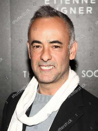 """Francisco Costa attends a special screening of """"Love After Love"""" at the Roxy Cinema Tribeca, in New York"""