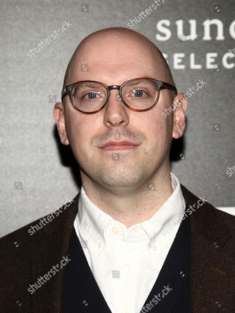 "Stock Picture of Russell Harbaugh attends a special screening of ""Love After Love"" at the Roxy Cinema Tribeca, in New York"