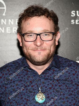 """James Adomian attends a special screening of """"Love After Love"""" at the Roxy Cinema Tribeca, in New York"""