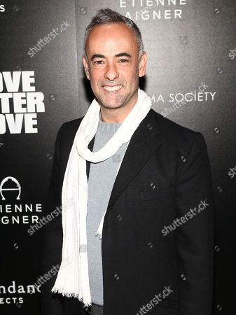 """Editorial image of NY Special Screening of """"Love After Love"""", New York, USA - 28 Mar 2018"""