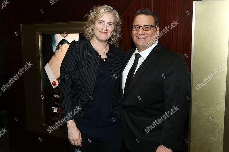 Stacey Offman (Executive Producer), Dan David (Subject)