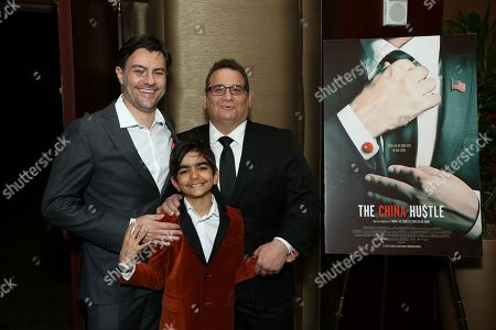 Jed Rothstein (Director) with Son, Dan David (Subject)