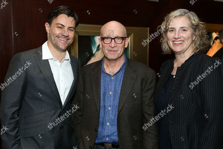 Editorial picture of NYC Special Screening of Magnolia Pictures' 'The China Hustle' - 28 Mar 2018
