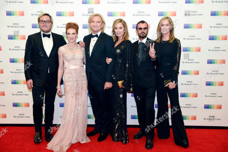 Editorial image of Kennedy Center Honors, Washington, USA - 3 Dec 2016