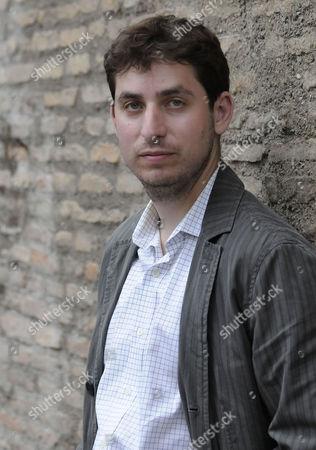 Stock Image of Matthew Pearl