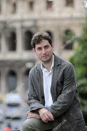 Stock Photo of Matthew Pearl