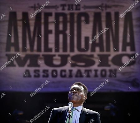 Lifetime achievement award for performance winner Robert Cray performs during the Americana Honors and Awards show, in Nashville, Tenn