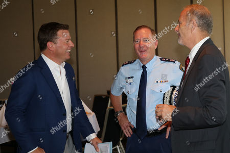 Ben Fordham, NSW Police Commissioner Michael Fuller APM and tbc