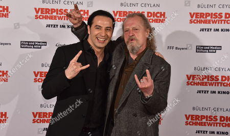 """Editorial image of """"Verpiss Dich Schneewittchen"""" premiere, Cologne, Germany - 28 Mar 2018"""