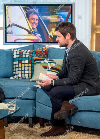 Editorial photo of 'This Morning' TV show, London, UK - 29 Mar 2018