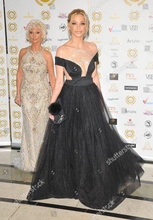 Editorial photo of National Film Awards, Arrivals, London, UK - 28 Mar 2018