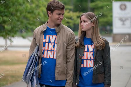 Burkely Duffield, Erin Moriarty